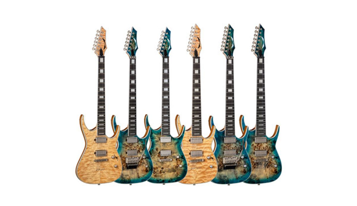 Dean Guitars Introduces Exile Select Series