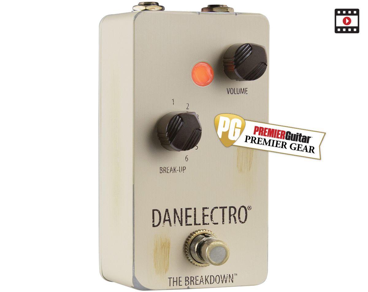 Danelectro The Breakdown: The Premier Guitar Review