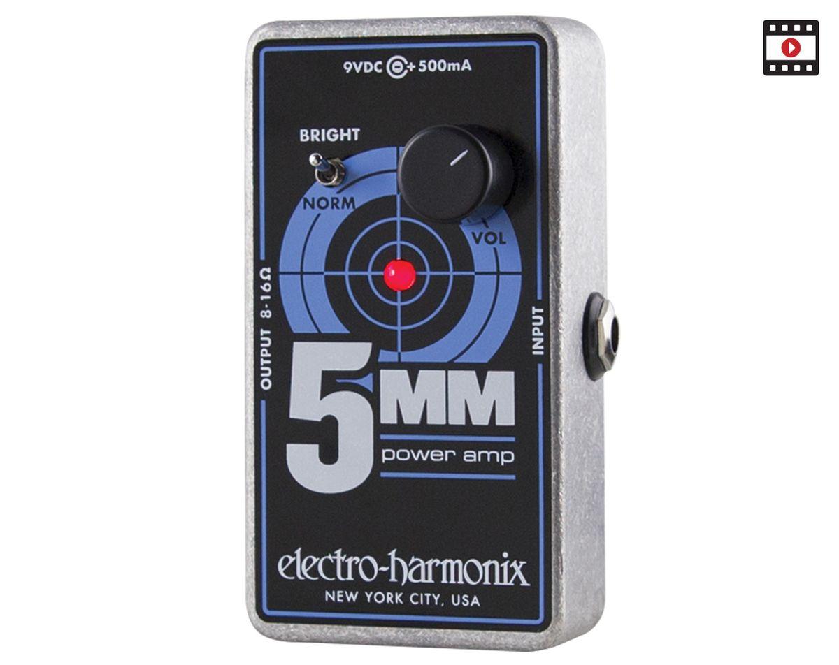 Electro-Harmonix 5MM: The Premier Guitar Review
