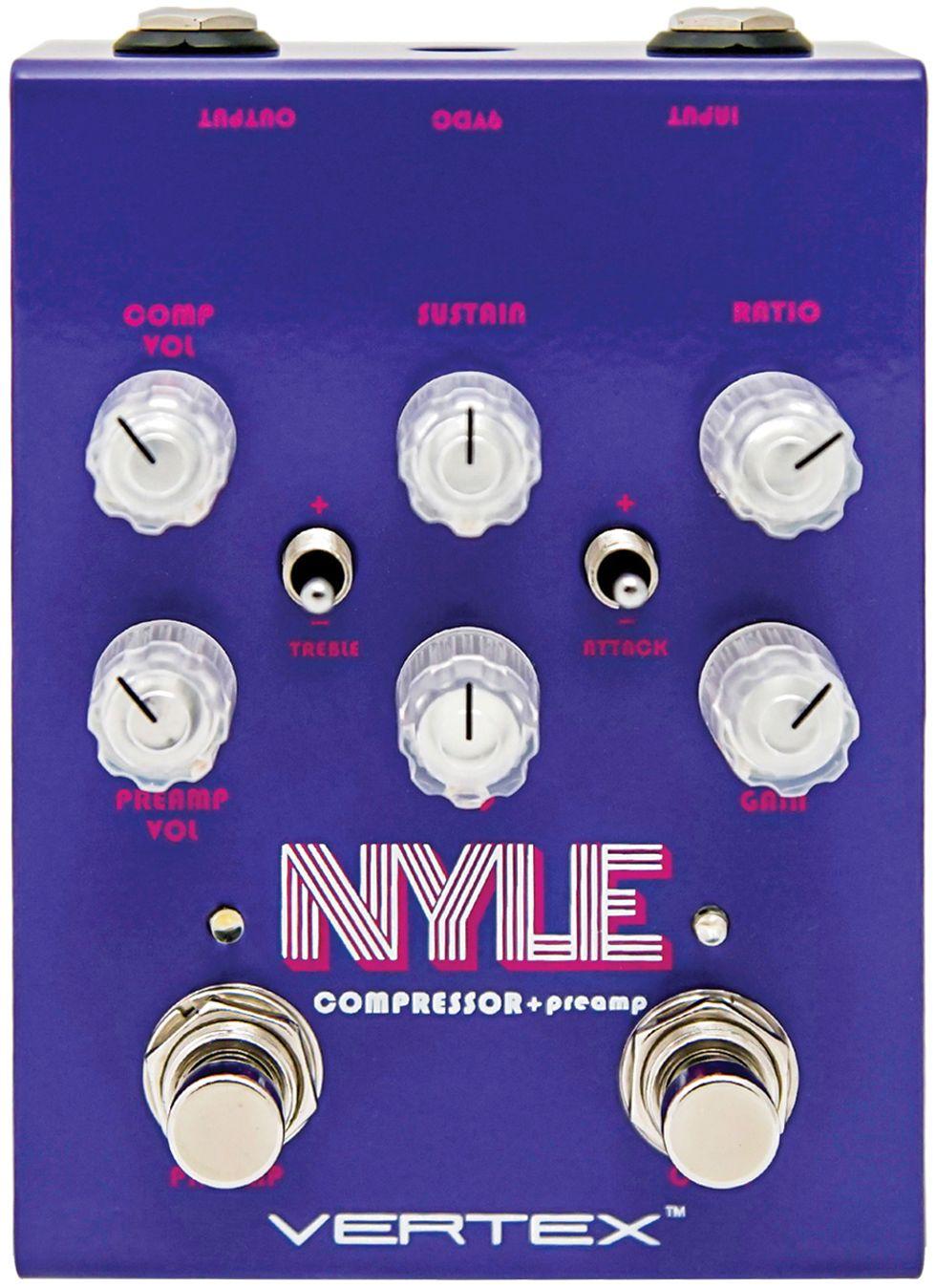 Vertex Nyle homepage