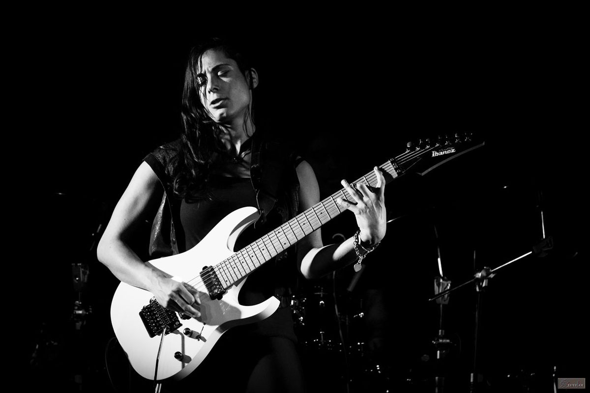 Nili Brosh's Spectrum—Melodies, Metal, and Monster Tones
