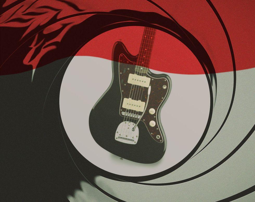 Spy Guitar