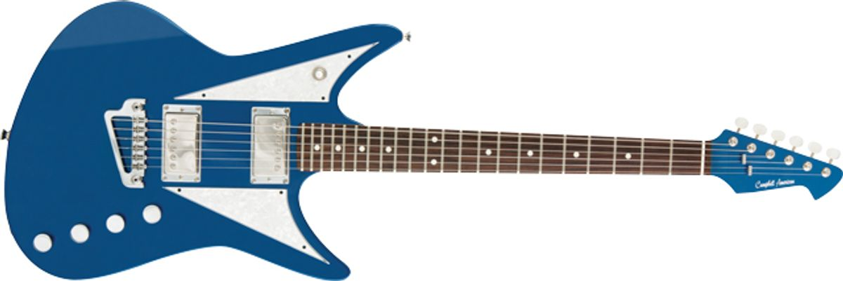 Campbell American Guitars Space Biscuit Electric Guitar Review
