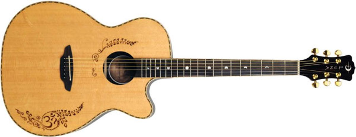 Luna Vicki Genfan Signature Acoustic Guitar Review
