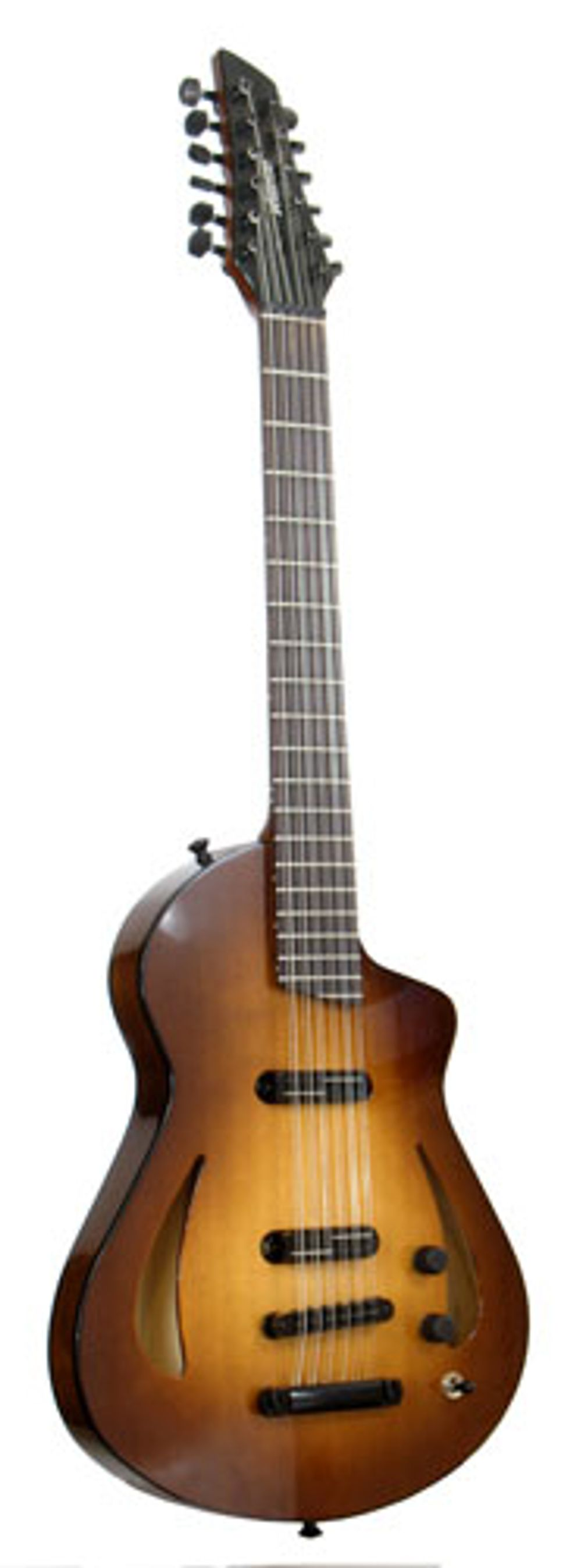 Veillette Guitars Unveils the AeroElectric True-Twelve 12-String