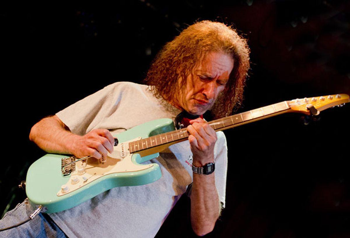 Beyond Blues: Scott Henderson