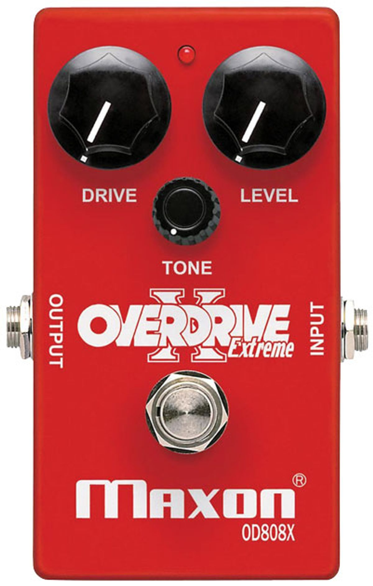Maxon OD808X Overdrive Extreme Review