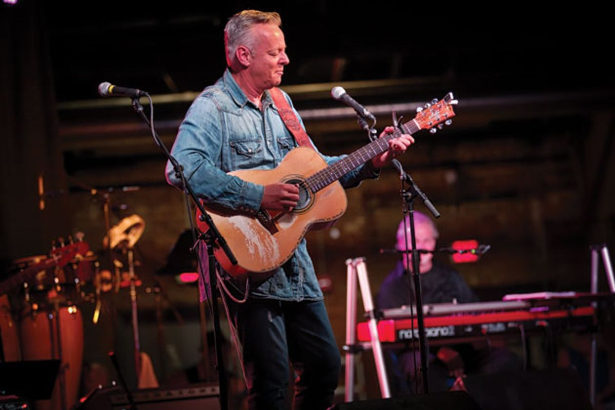 Tommy Emmanuel: In the Zone