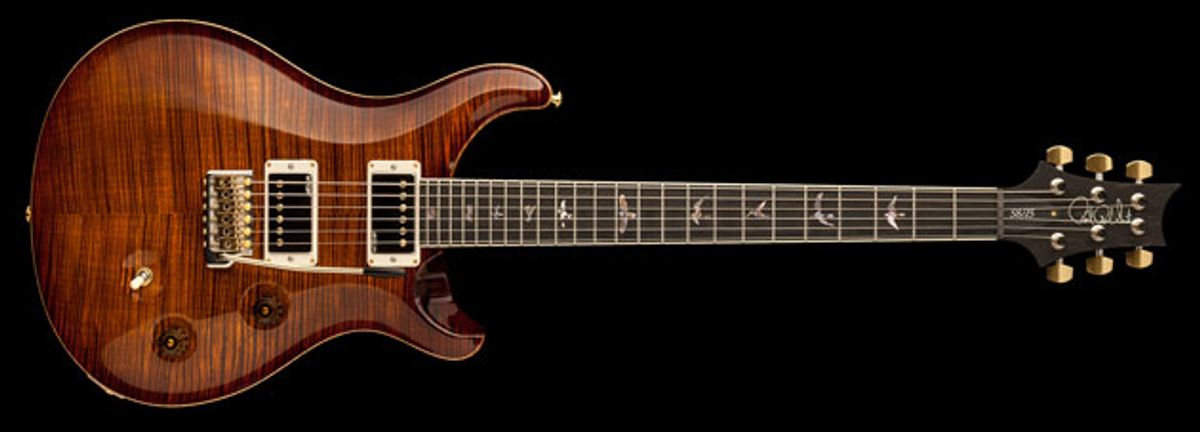 PRS Guitars Unveils the 58/15 Limited Edition