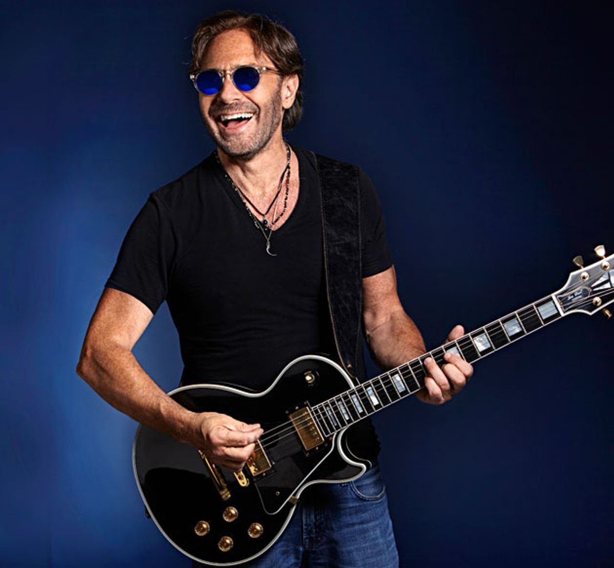 Al Di Meola: The Mixer