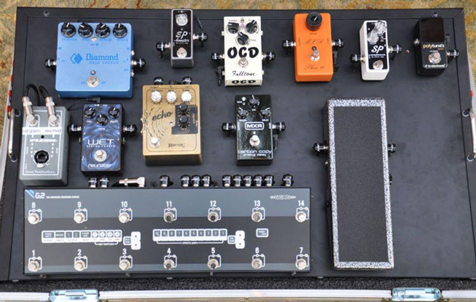 Amp In A Box Pedals