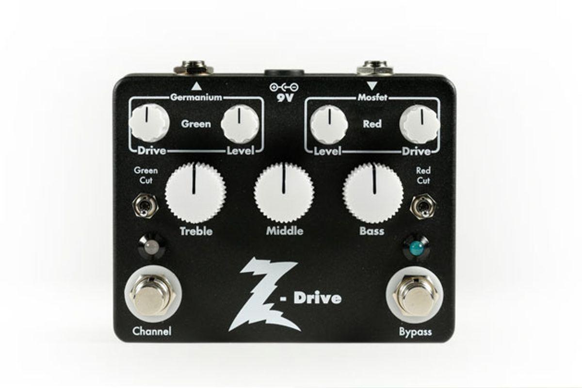 Dr. Z Announces the Z-Drive