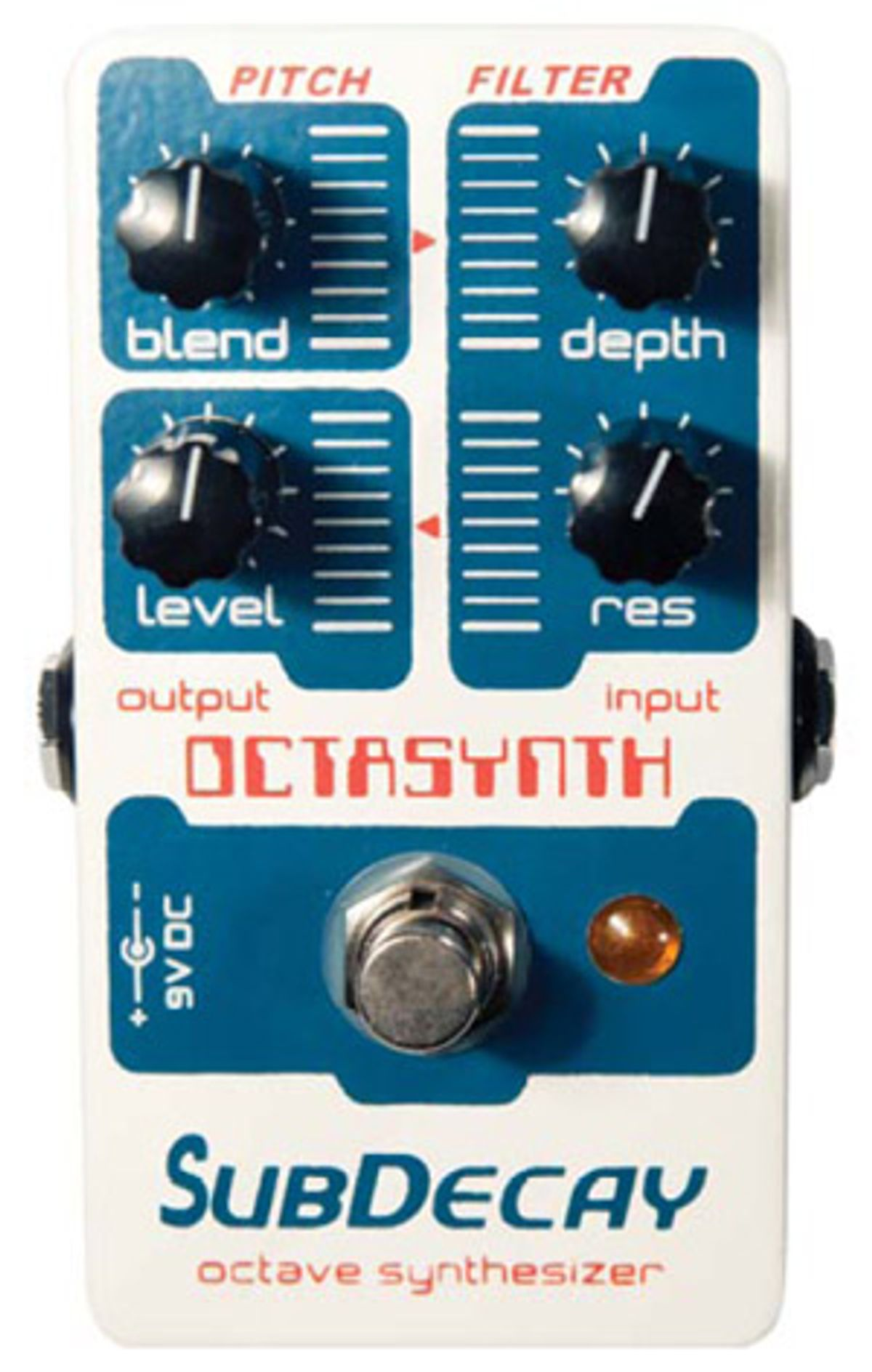 Subdecay Octasynth Pedal Review