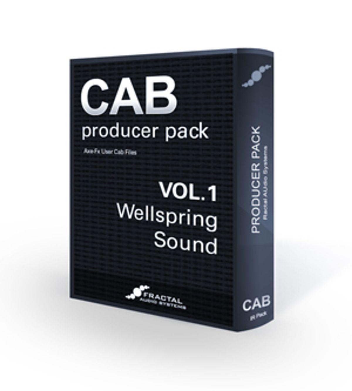 Fractal Audio Unveils Producer Cab Pack Vol. 1