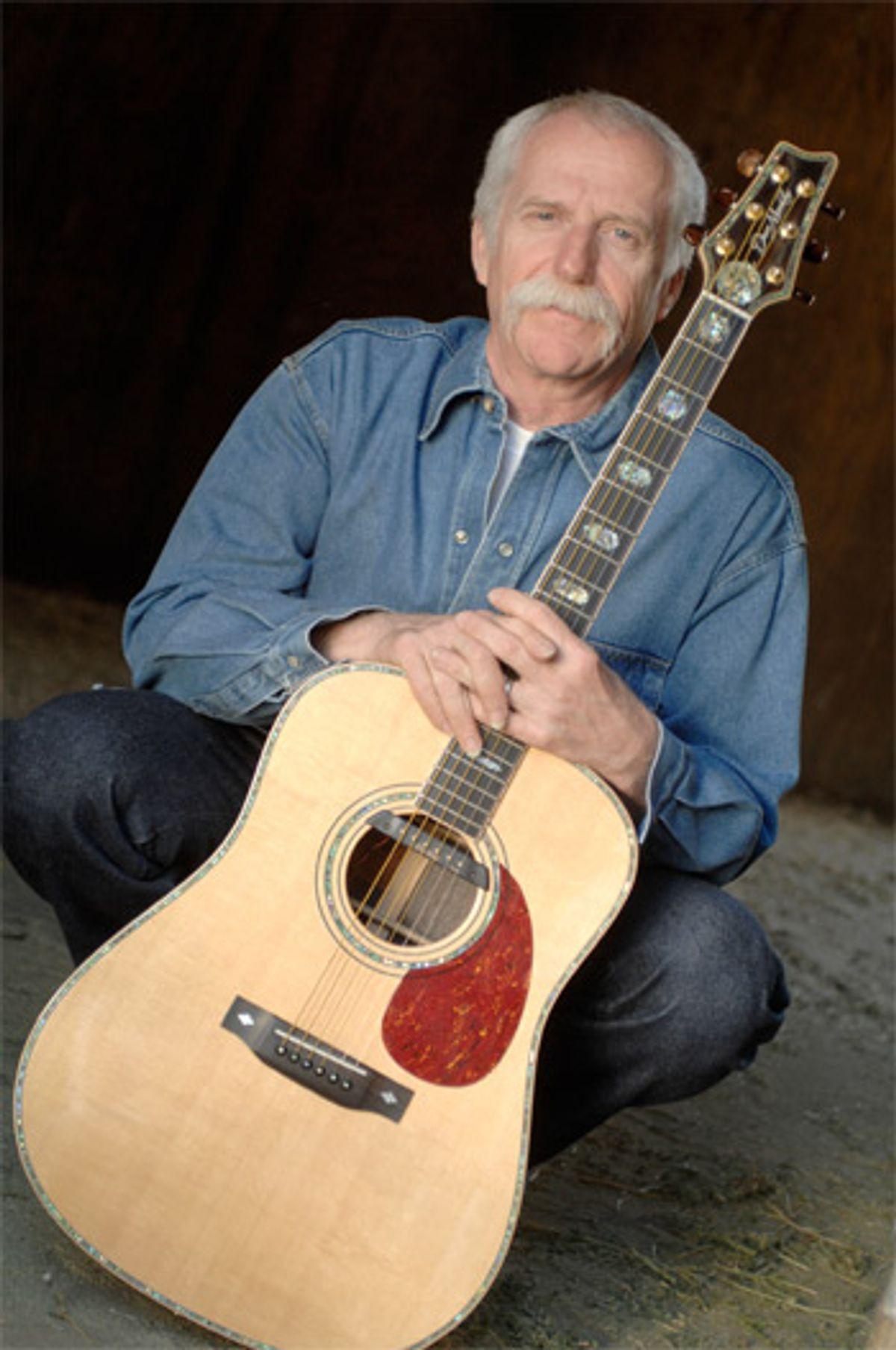 Dean Markley Announce Commemorative 40th Anniversary Acoustic Guitars