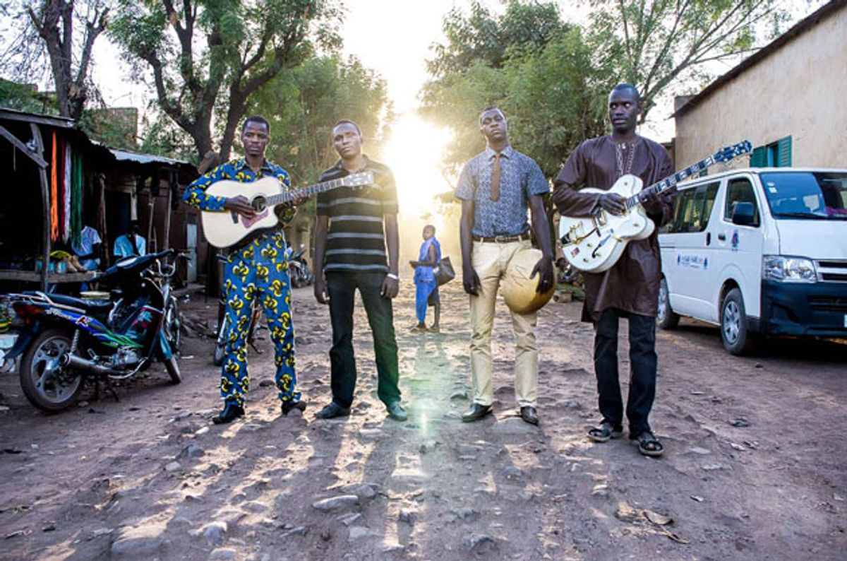 Music in Exile: The Saga of Songhoy Blues