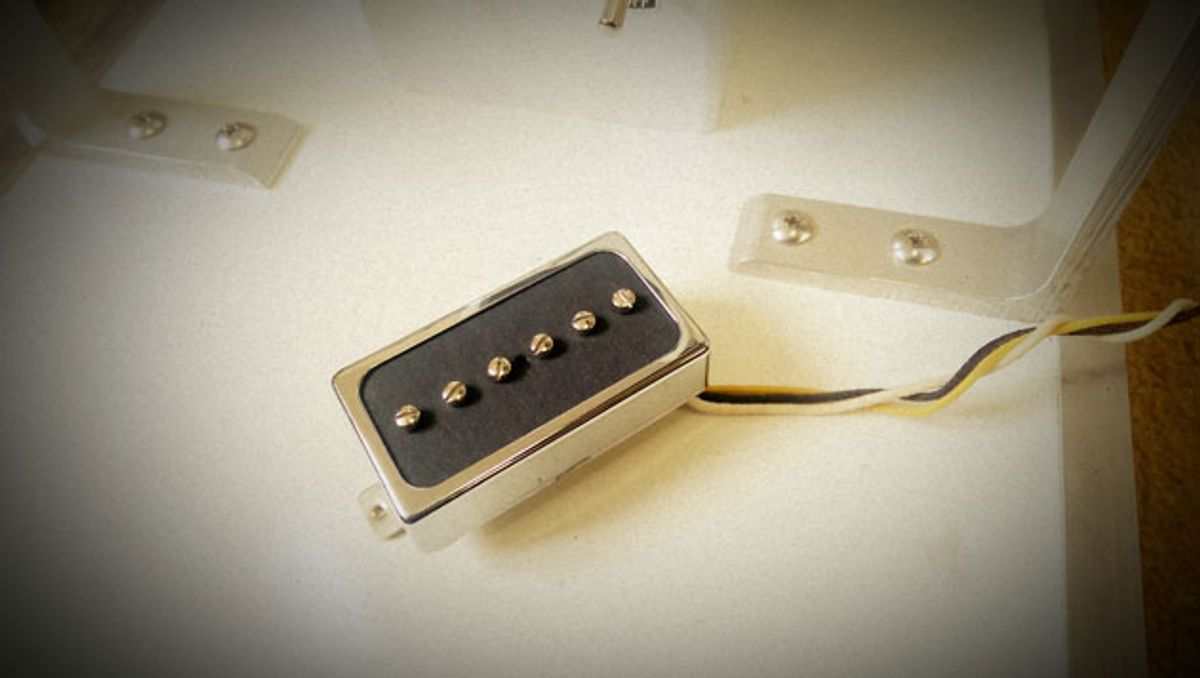 House of Tone Pickups Releases the Heavy House P94
