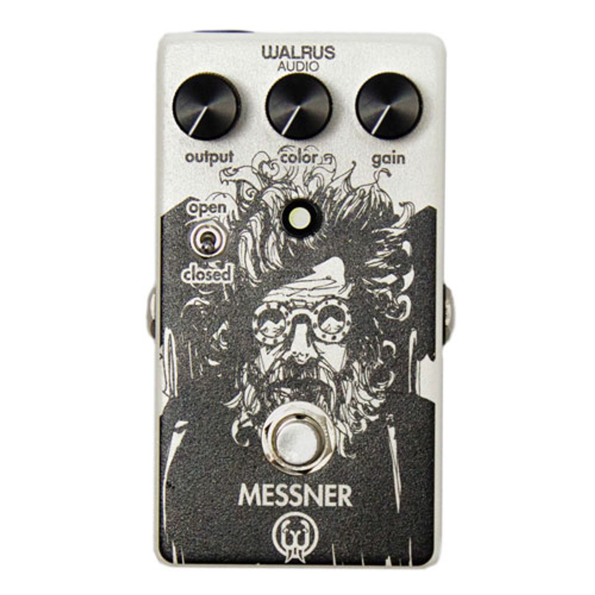 Walrus Audio Unveils the Messner StageOne Overdrive