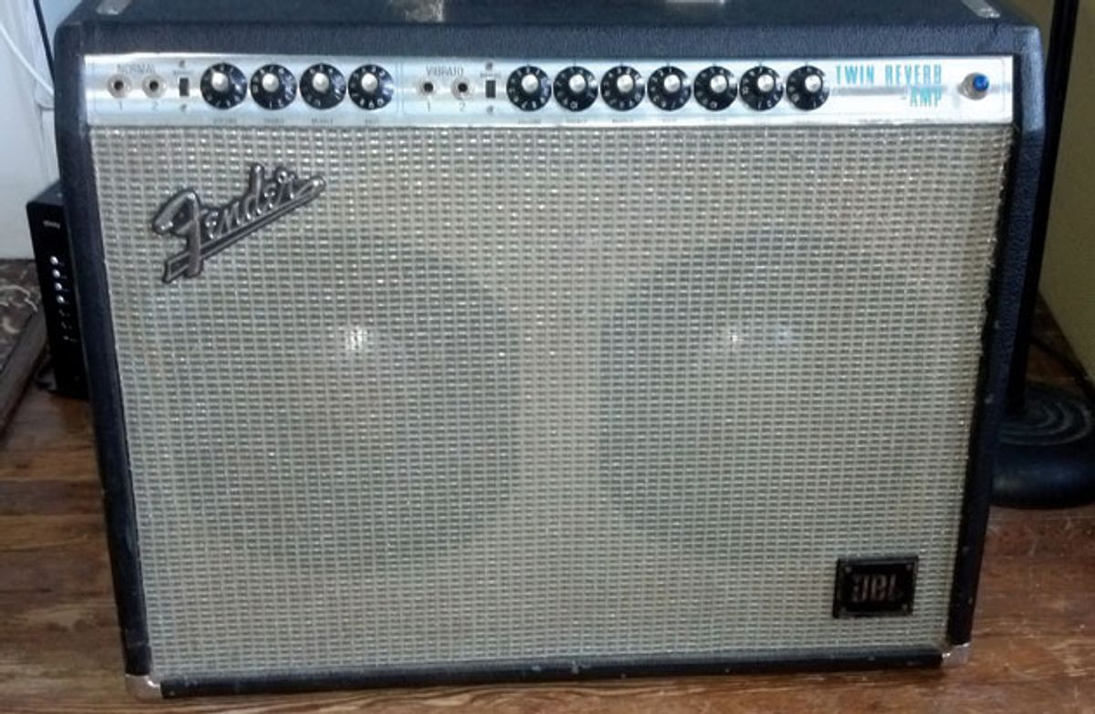Ask Amp Man: Taming a Twin Reverb