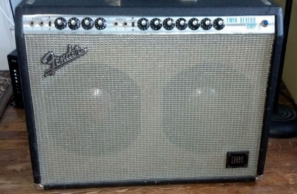 Ask Amp Man Taming A Twin Reverb