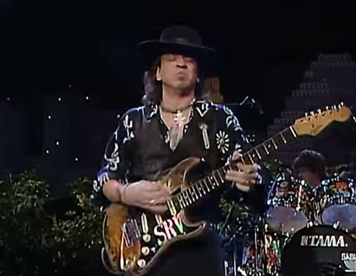 Beyond Blues: Texas Rhythm 101