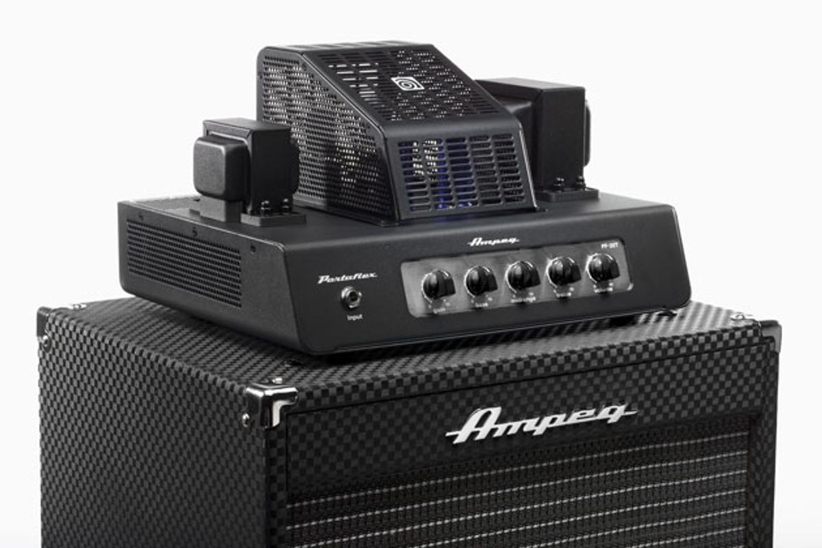 Ampeg Unveils the PF-20T and PF-50T