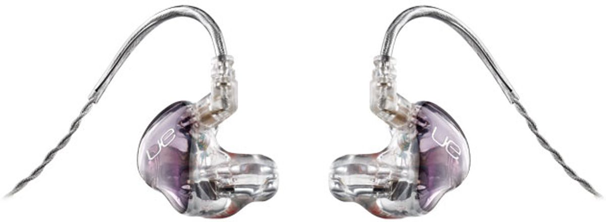 Quick Hit: Ultimate Ears UE 7 In-Ear Monitors Review