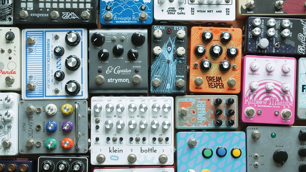 Sep20 State of the Stomp Knobs homepage