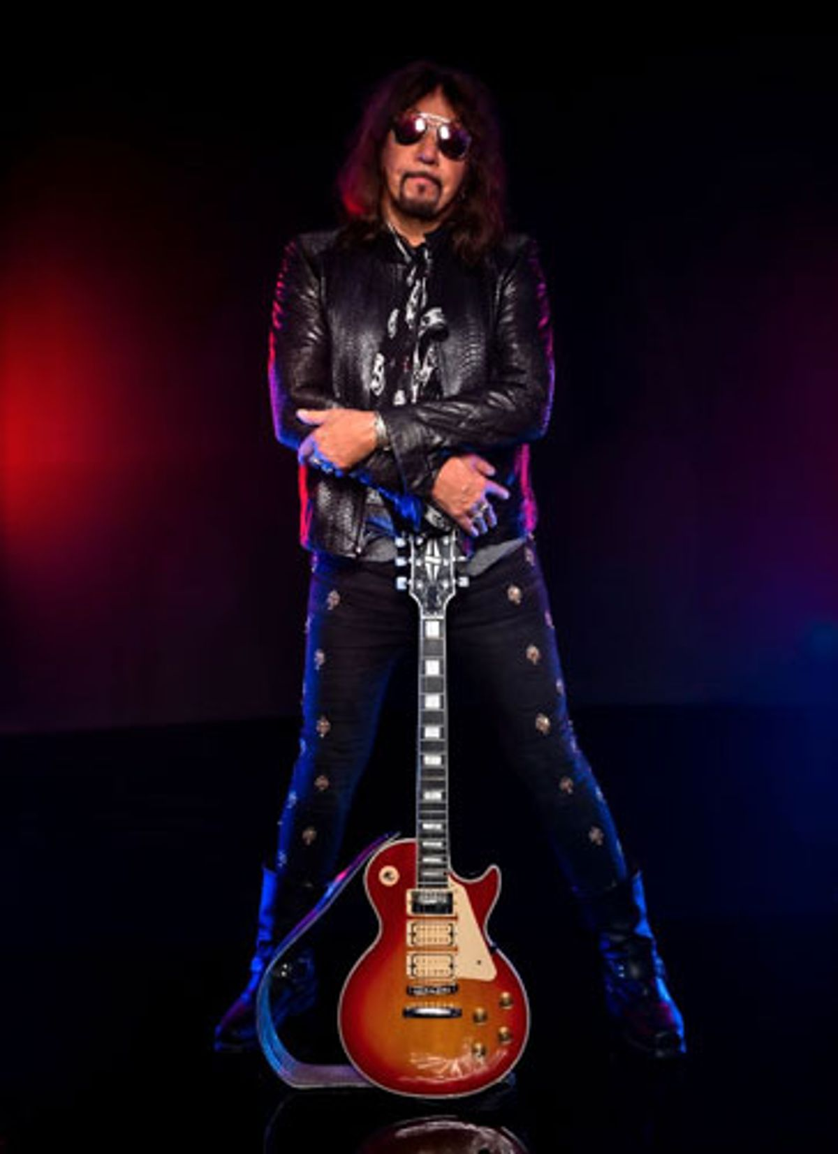 """Ace Frehley Announces New Album and Debuts Video for """"Space Truckin'"""""""