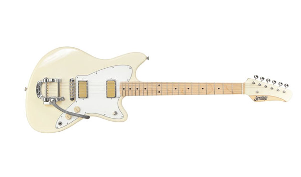 Jennings Guitars Unveils the Voyager