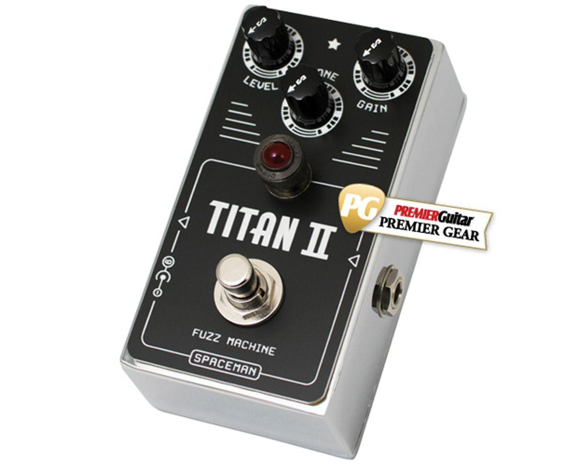 Spaceman Titan II Review