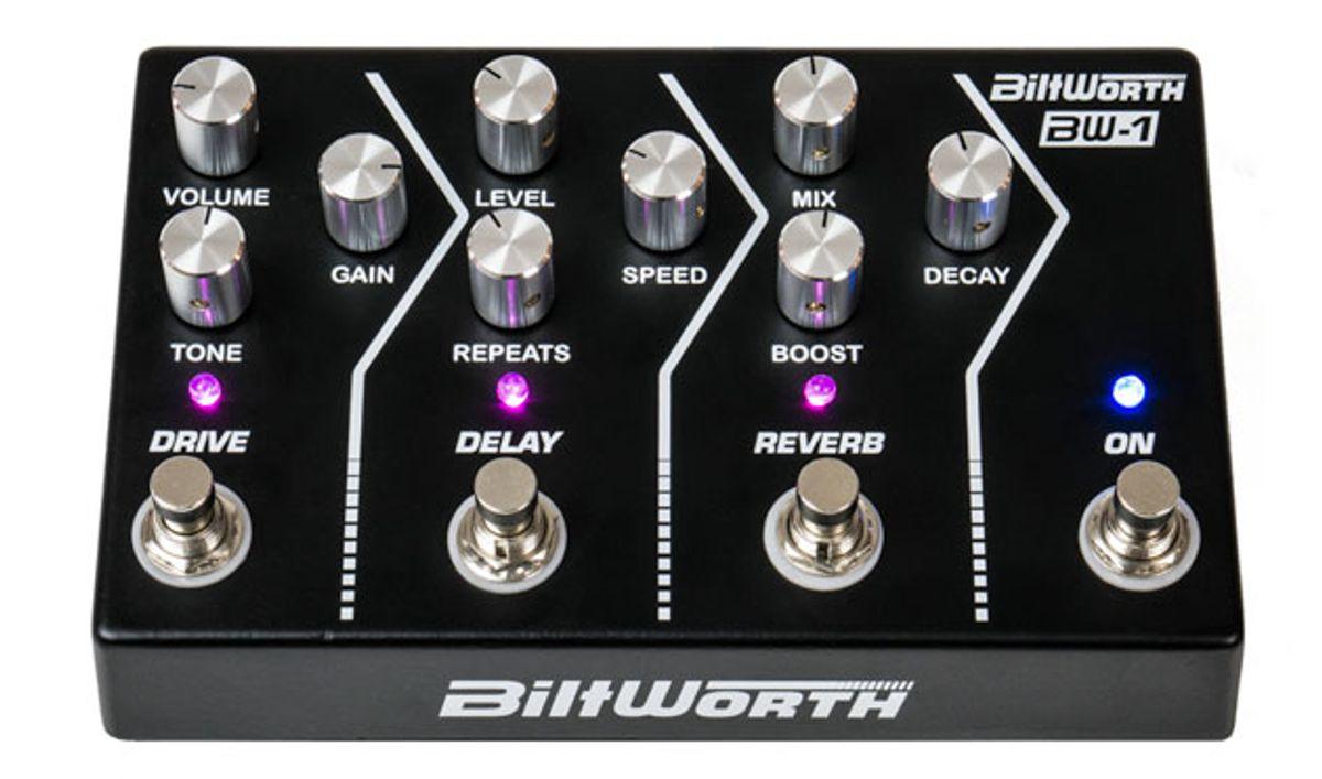 Biltworth Debuts the BW-1