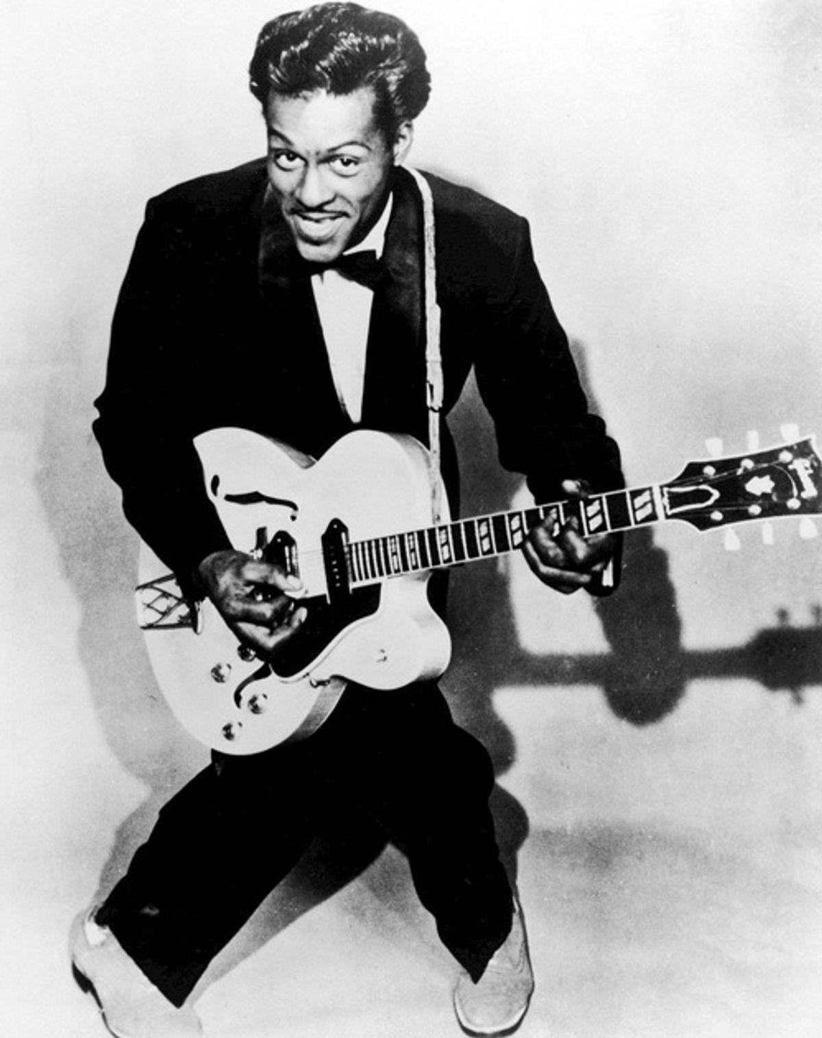 Chuck Berry: 1926–2017