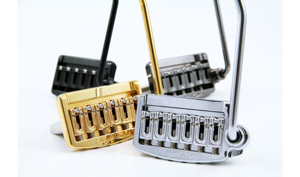 Floyd Rose Launches the Rail Tail Tremolo