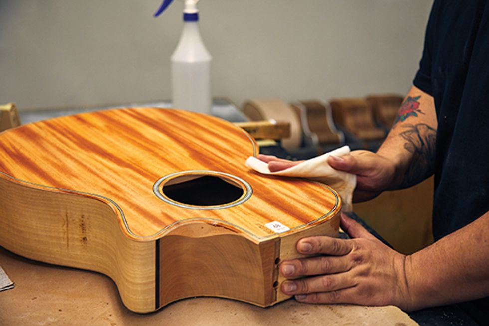 What Will Replace Classic Tonewoods3 Richard Hoover Santa Cruz Taylor Guitars Fender Martin Acoustic Guitar homepage