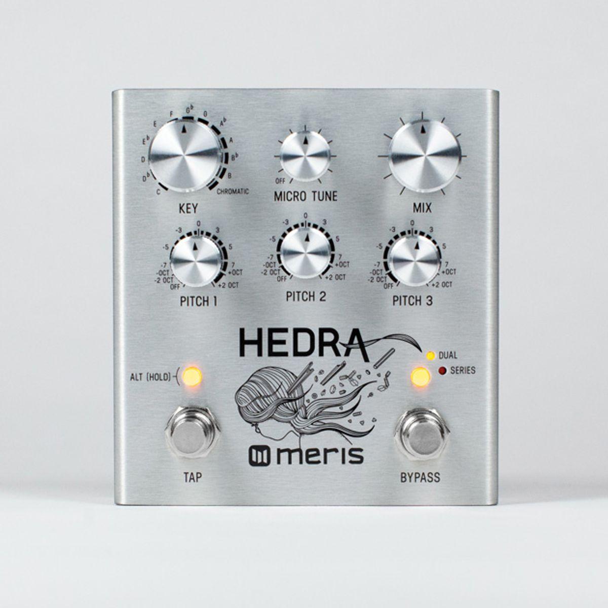 Meris Unveils the Hedra