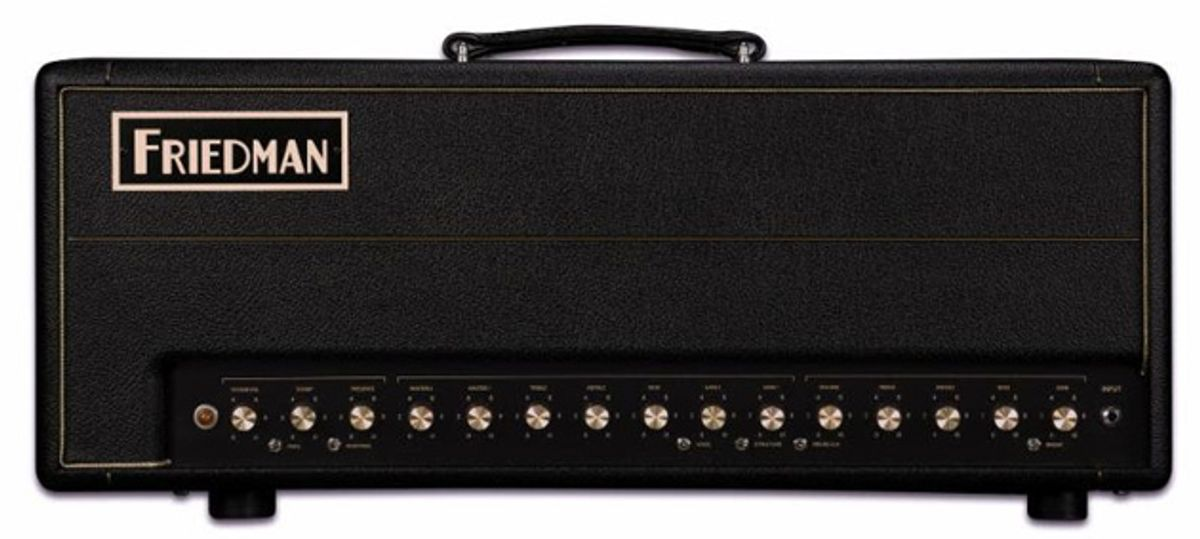 Friedman Unveils the BE100 Deluxe