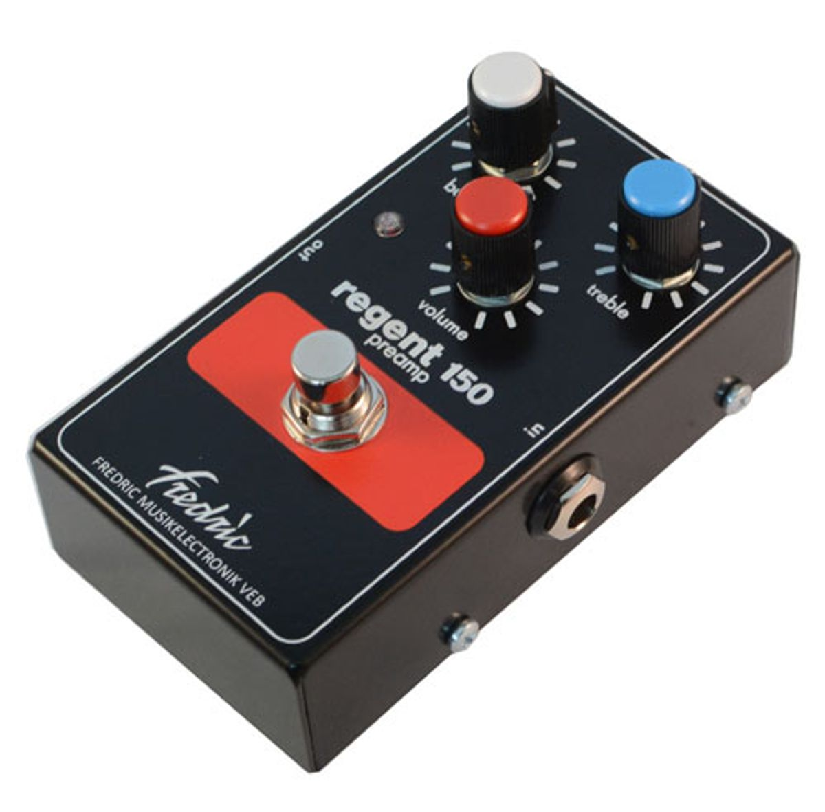 Frederic Effects Announces the Regent 150 Preamp