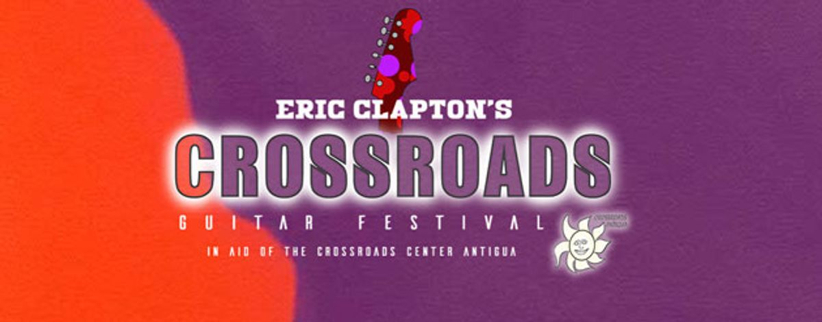 Eric Clapton Announces Lineup for 2019 Crossroads Guitar Festival