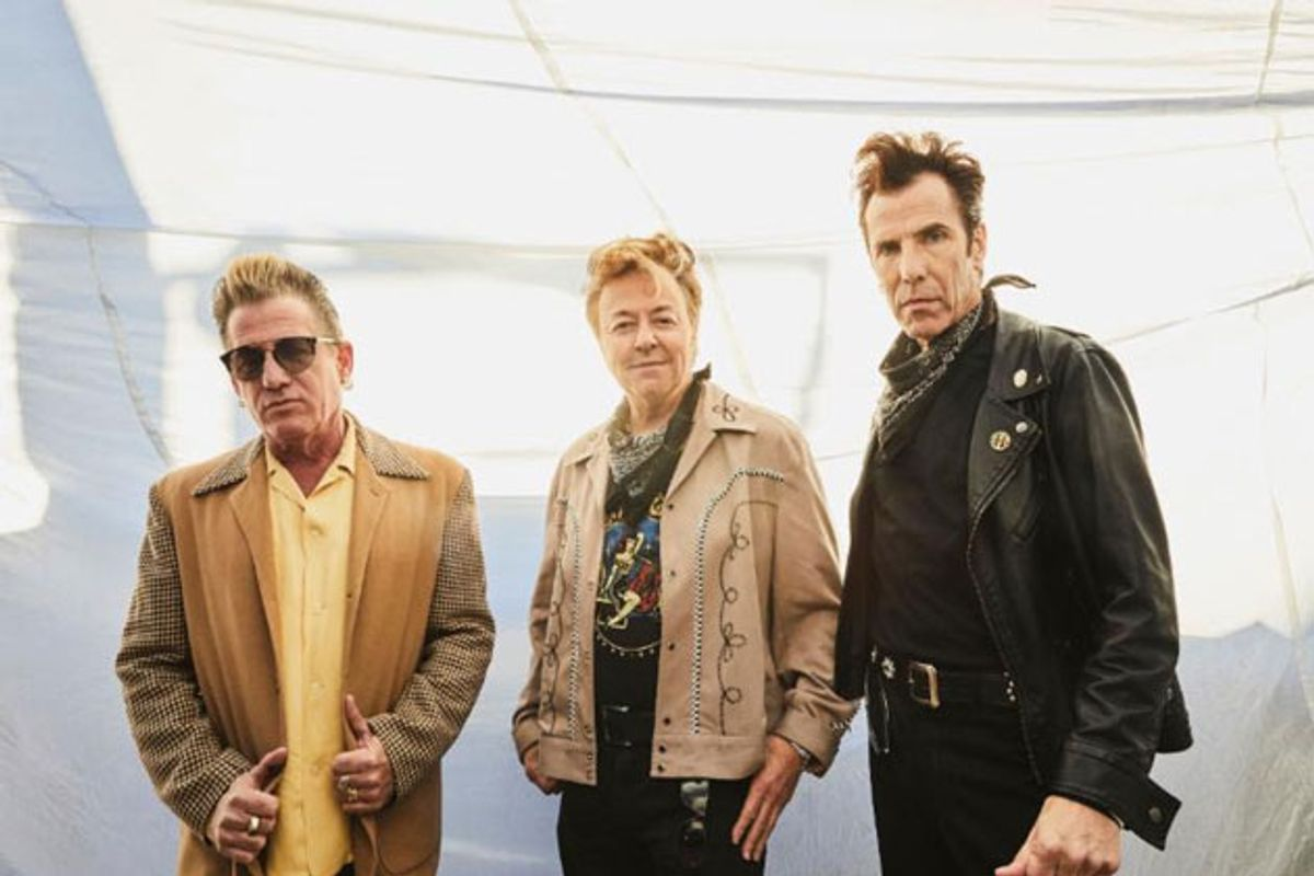 The Stray Cats Announces New Album and Tour