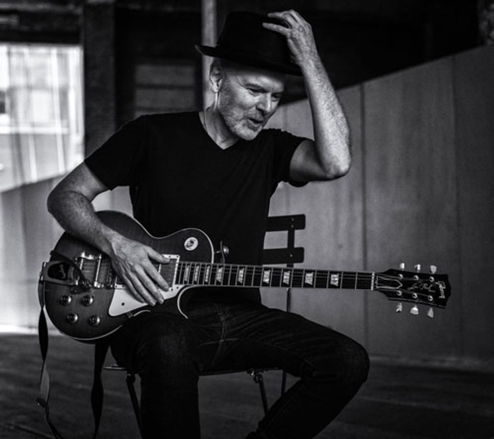 """Jeff McErlain feat. Robben Ford """"It's Your Groove"""" Premiere"""