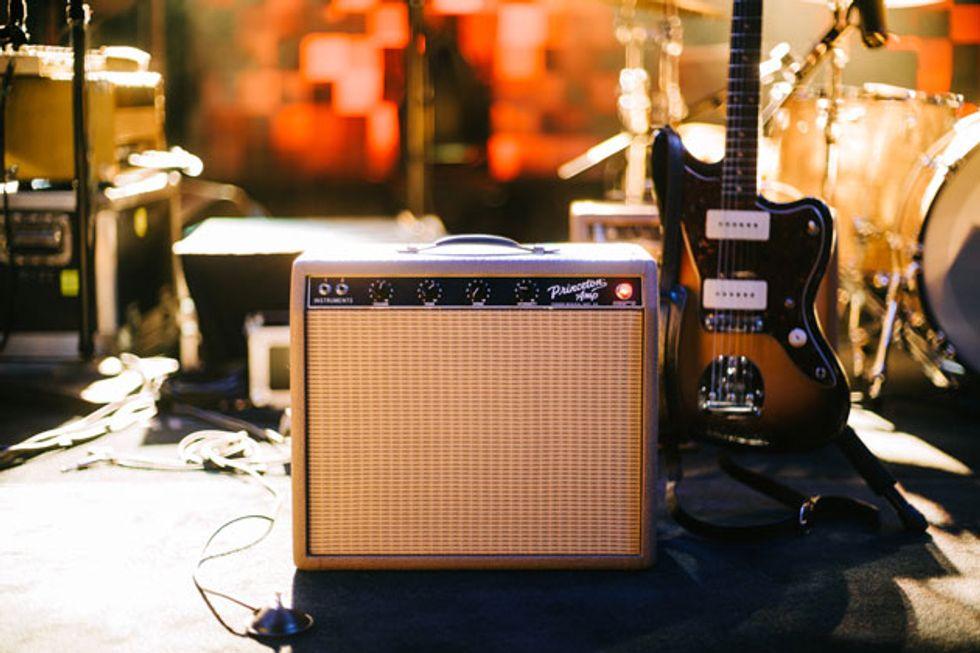 Fender Announces the Chris Stapleton Signature '62 Princeton