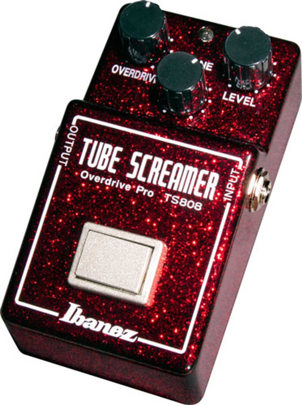 Ibanez Releases the 40th Anniversary Tube Screamer and Collaboration With Vemuram