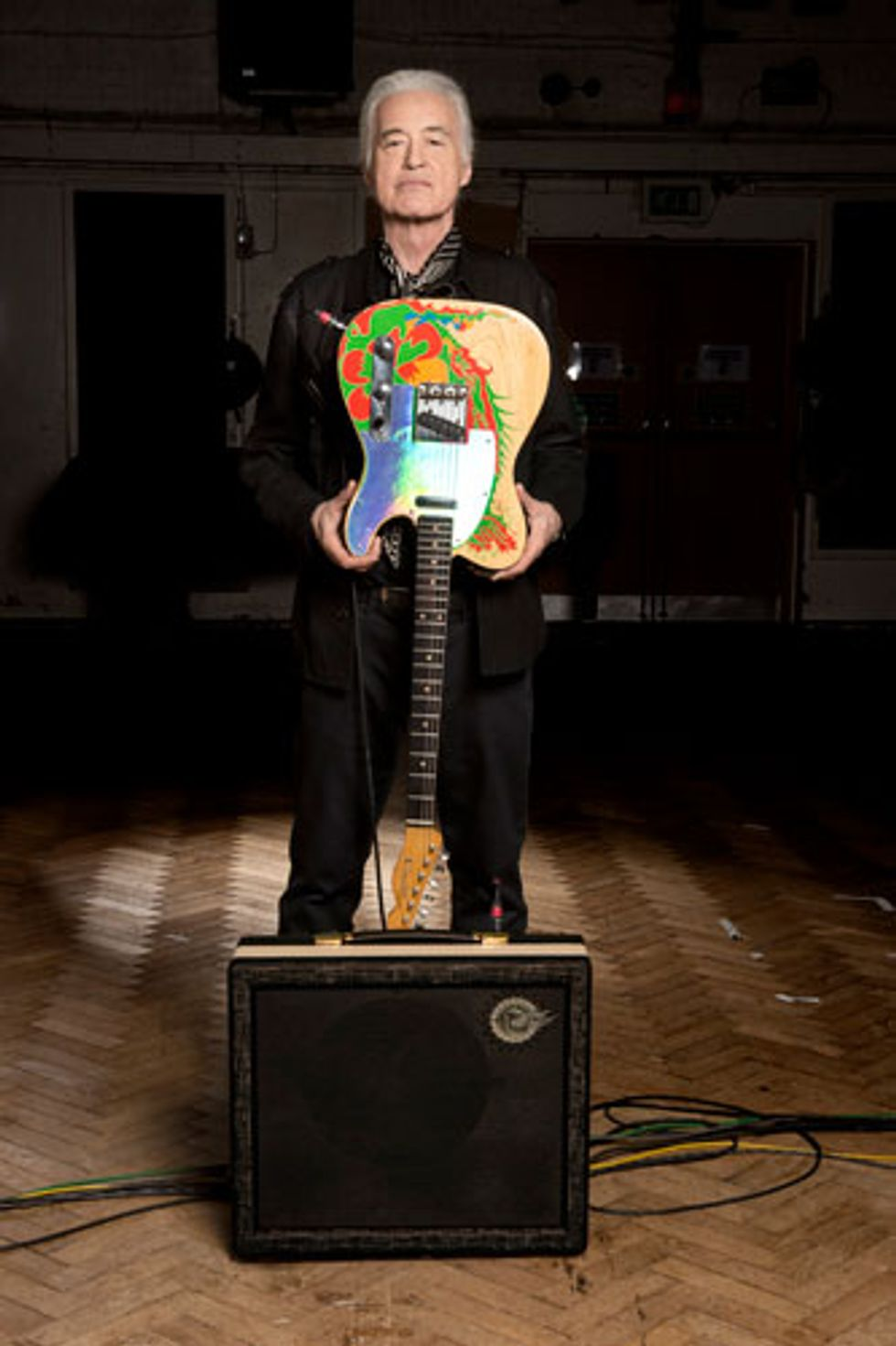 Sundragon Amps Announces Collaboration With Jimmy Page