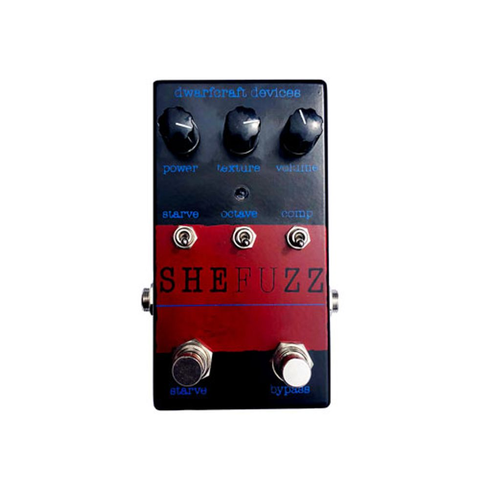 Dwarfcraft Devices Reissues the SheFuzz