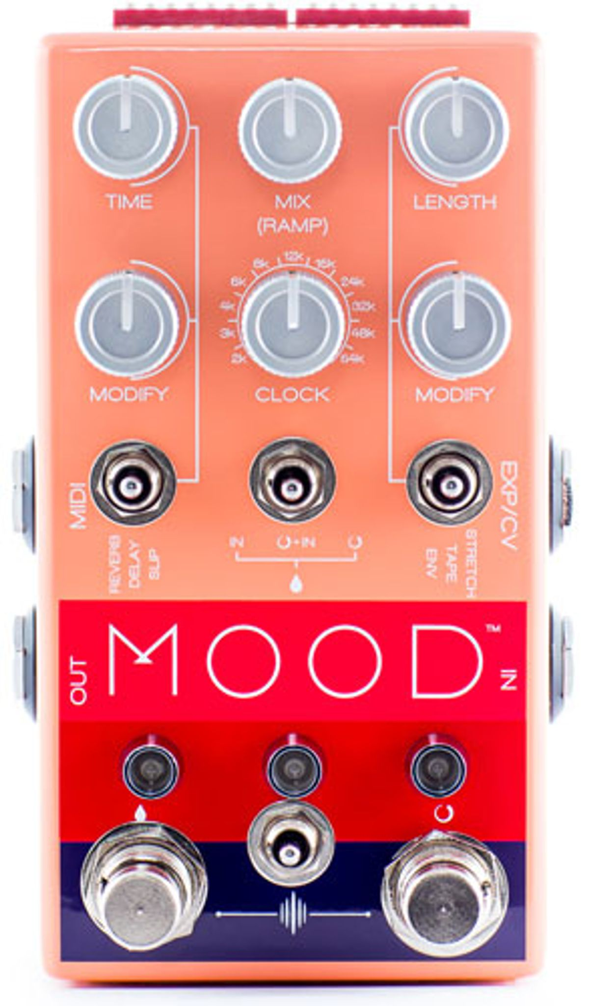 Chase Bliss Audio Unveils the MOOD Granual Micro-Looper / Delay