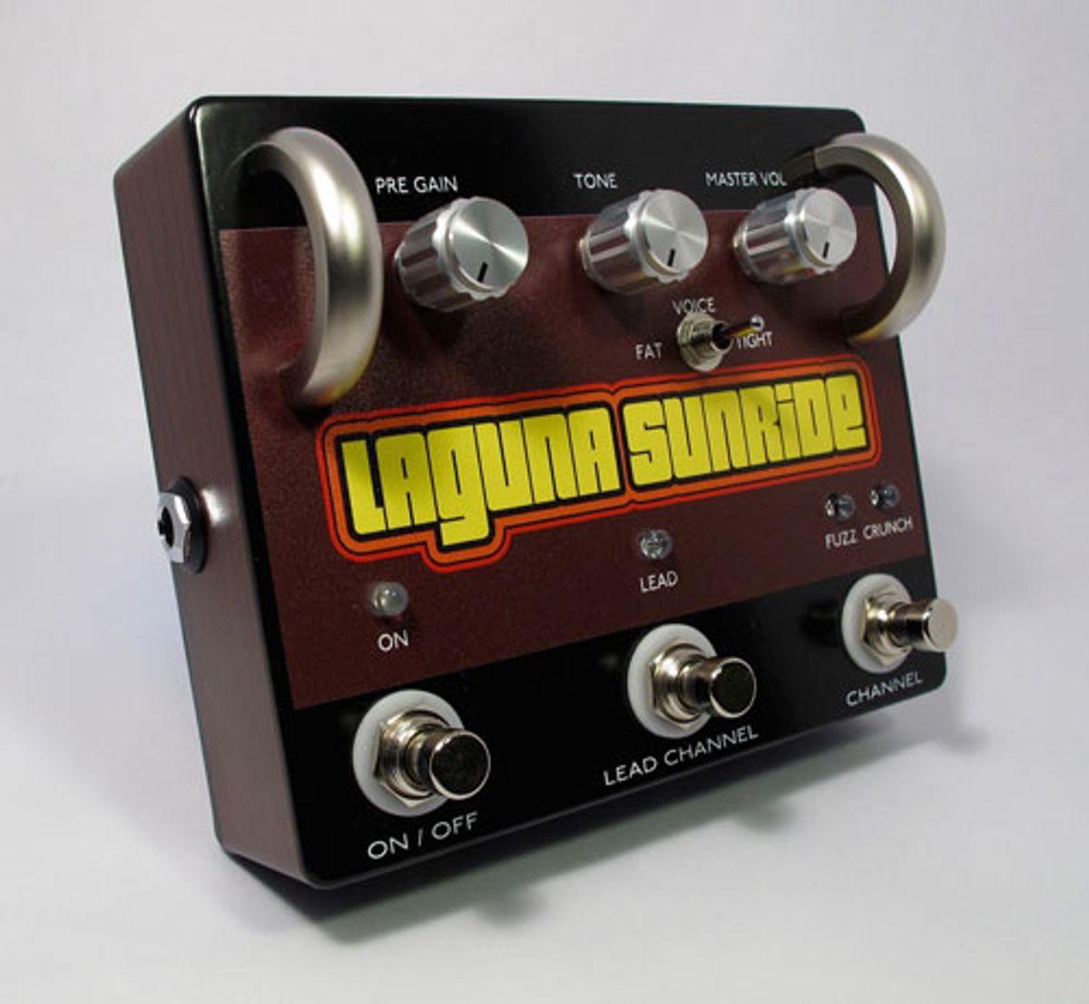 Hovercraft Introduces the Laguna Sunride