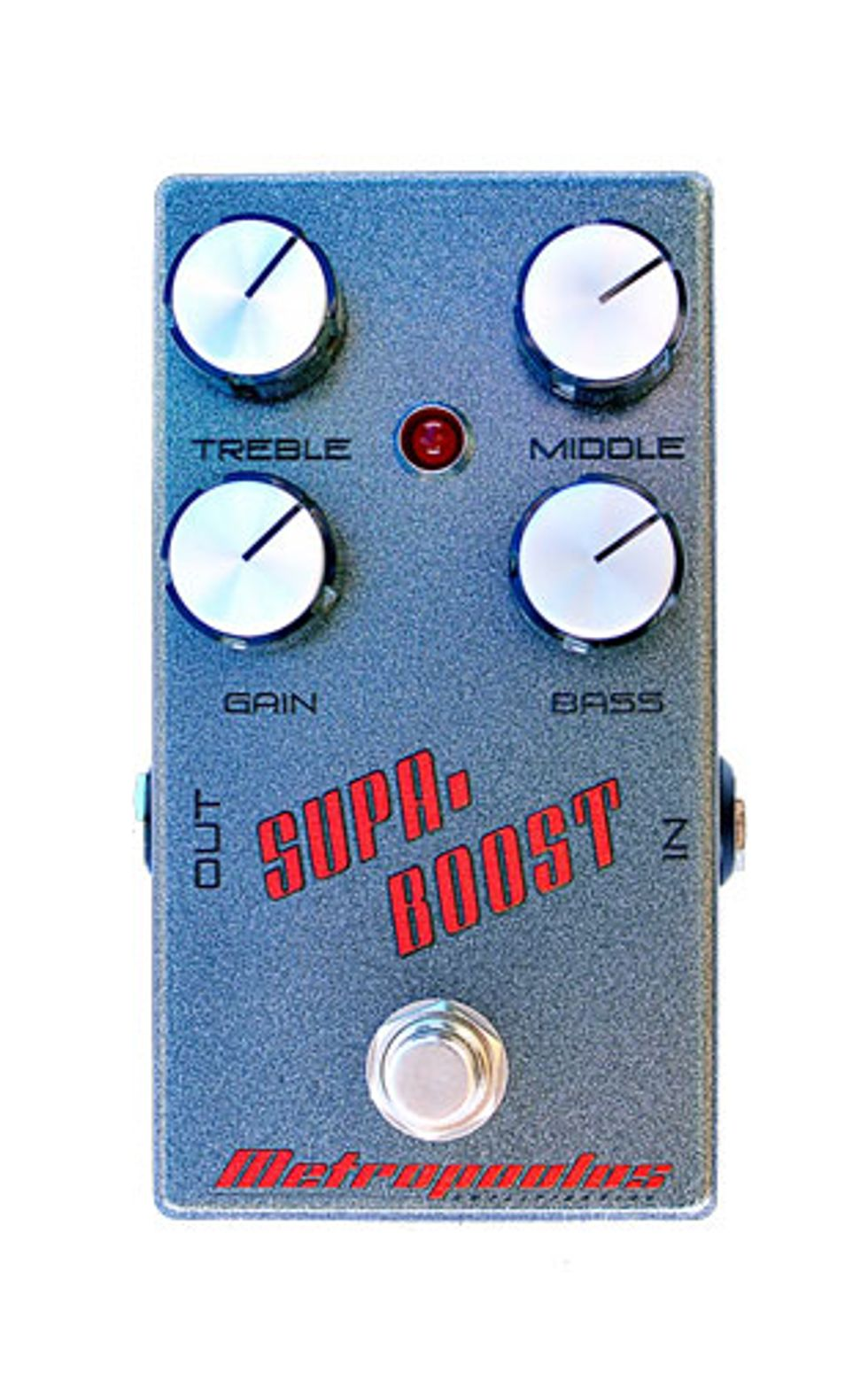 Metropoulos Amplification Releases the Supa-Boost