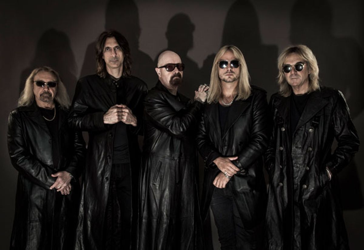 Judas Priest Unveils 2019 Tour Dates