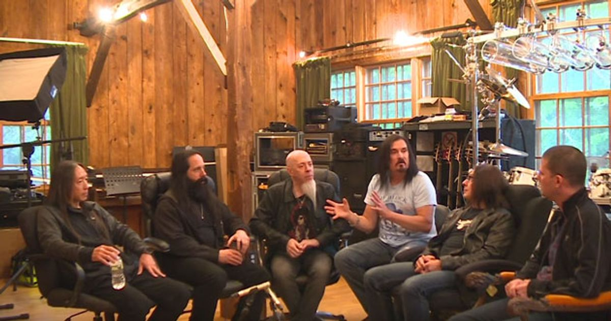 Dream Theater Launches Distance Over Time Video Series